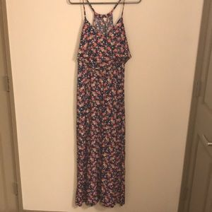 Lauren Conrad Floral Maxi Dress